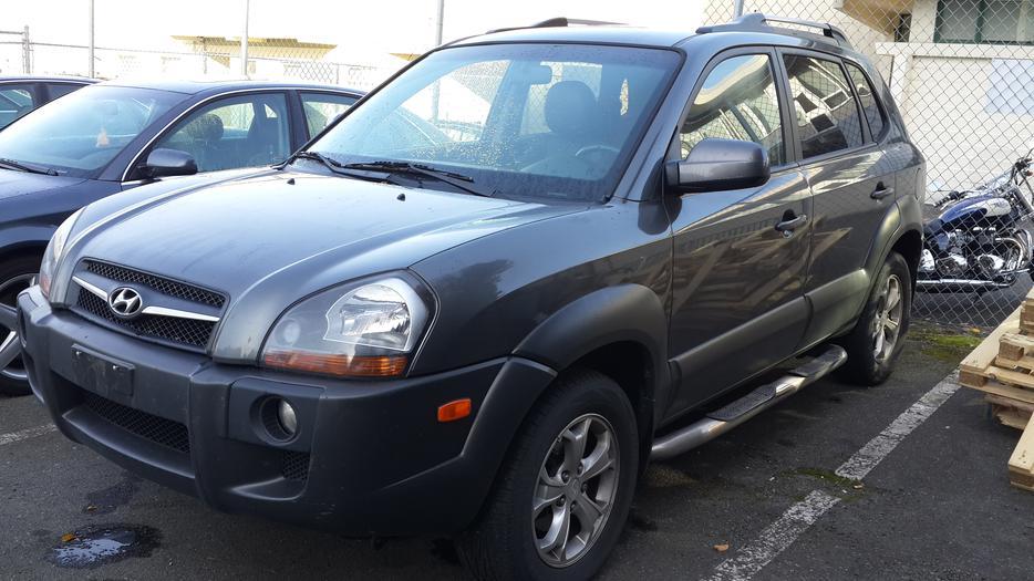 2009 Hyundai Tucson Limited 4wd Victoria City Victoria