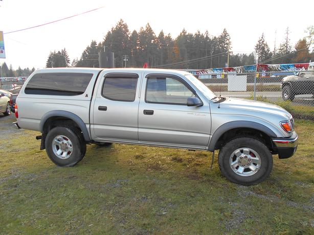 2002 toyota tacoma prerunner south nanaimo nanaimo. Black Bedroom Furniture Sets. Home Design Ideas
