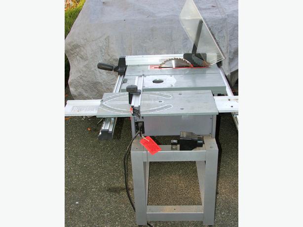 Table Saw 10 Inch Ryobi Model Bt3000 Courtenay Courtenay Comox