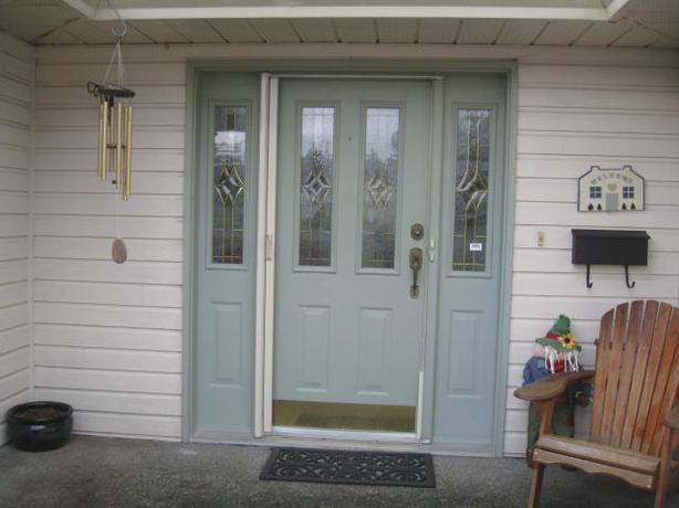 Front Door Set SOLD Still Have 2 Patio Doors Double Paned Windows Dun
