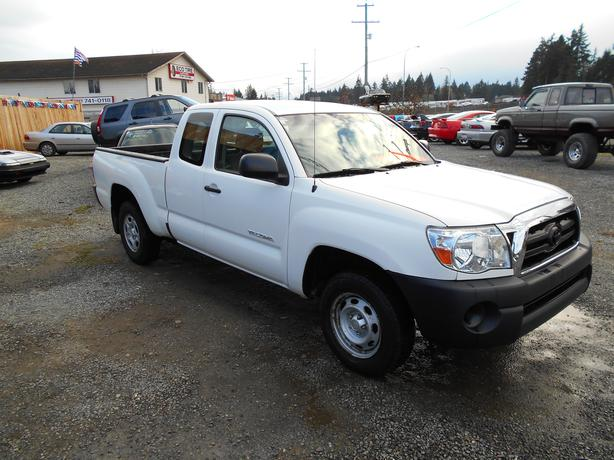 2006 toyota tacoma 2wd manual trans south nanaimo. Black Bedroom Furniture Sets. Home Design Ideas