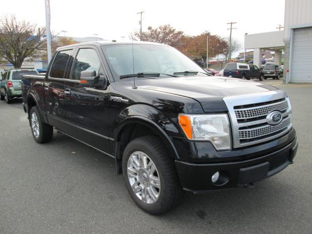 2009 ford f 150 platinum supercrew 4x4 victoria city victoria. Black Bedroom Furniture Sets. Home Design Ideas