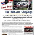 Dogs Need Help-Soi Dog Foundation Billboard Campaign