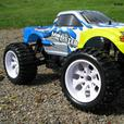 NEW RC MONSTER TRUCK 1/10 Scale ELECTRIC , 4WD 2.4 GHz