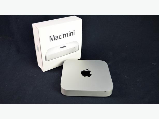 mac mini quad core i7 8gb fusion drive like new. Black Bedroom Furniture Sets. Home Design Ideas