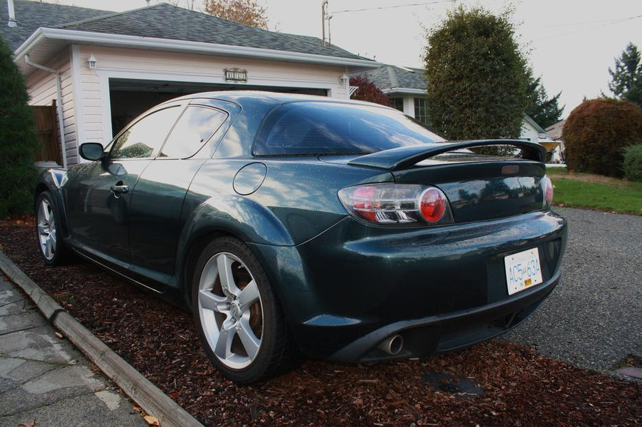 Mazda Rx Grand Touring Package