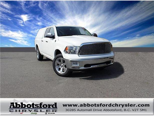 2012 dodge ram 1500 laramie w tow package 6 39 lined box outside metro vancouver vancouver. Black Bedroom Furniture Sets. Home Design Ideas