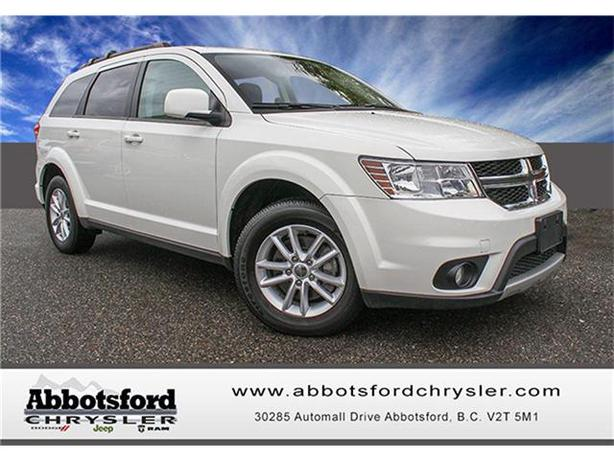 2014 dodge journey sxt w 7 passenger stowngo 3rd row seats outside metro vancouver vancouver. Black Bedroom Furniture Sets. Home Design Ideas