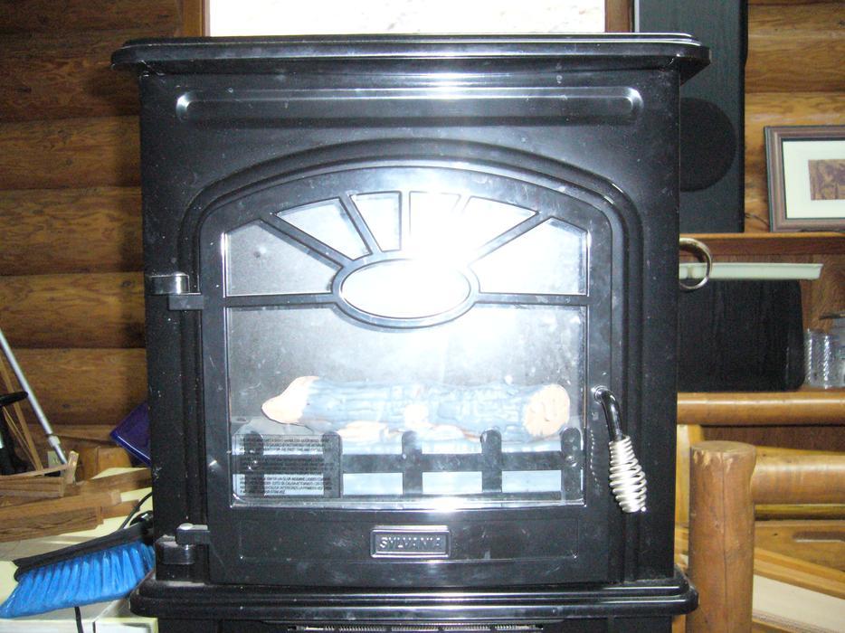 Electric Fireplace Heater Port Alberni Ucluelet MOBILE