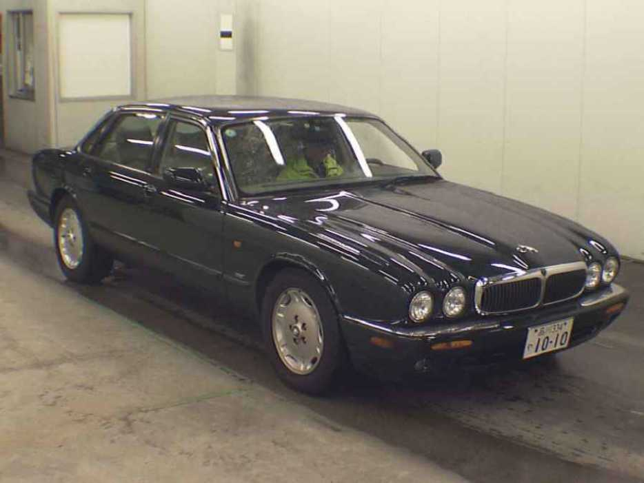 1997 jaguar xj6 outside victoria victoria mobile. Black Bedroom Furniture Sets. Home Design Ideas