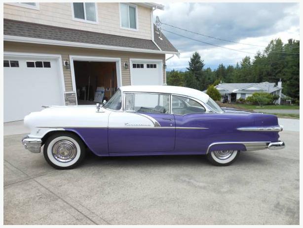 1956 pontiac hardtop outside victoria victoria for 1956 pontiac 2 door hardtop