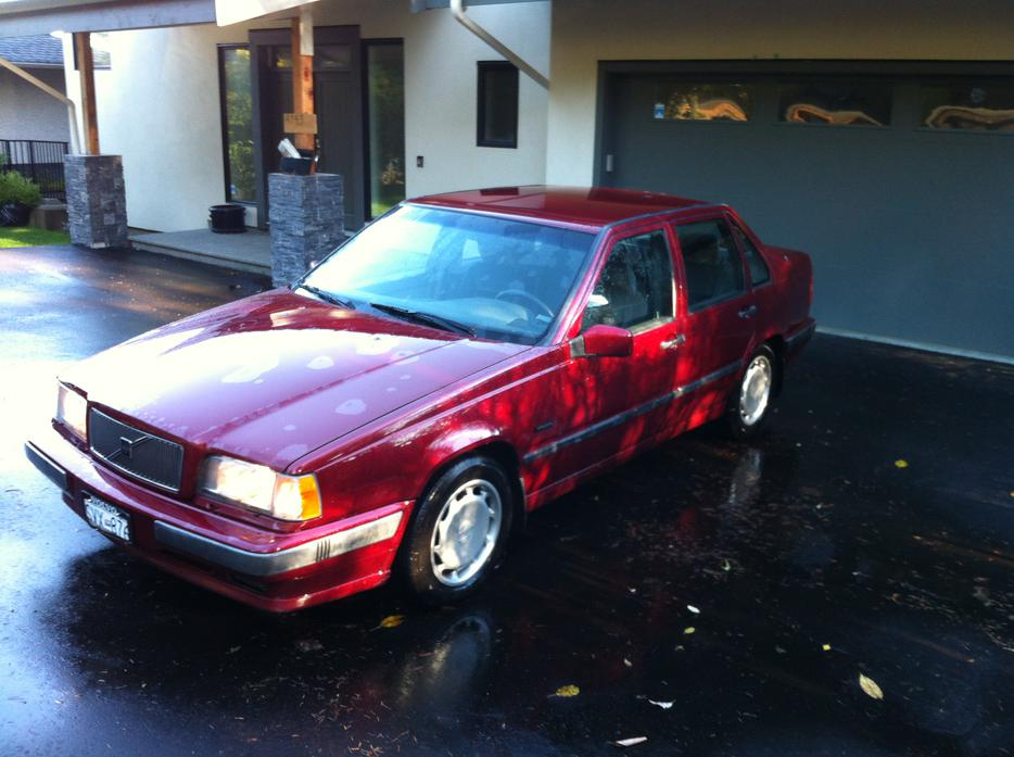 volvo 850 how to clear codes