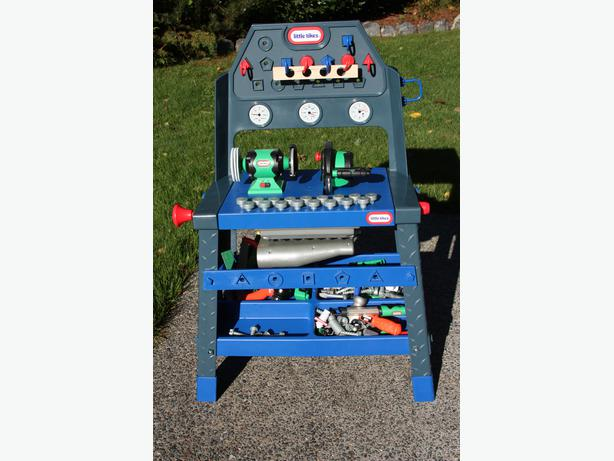 Little Tikes Tool Bench And Tools Saanich Victoria