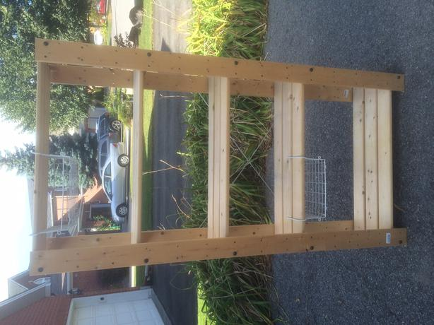 Ikea sten  IKEA Sten shelf for garage or basement Central Ottawa (inside ...