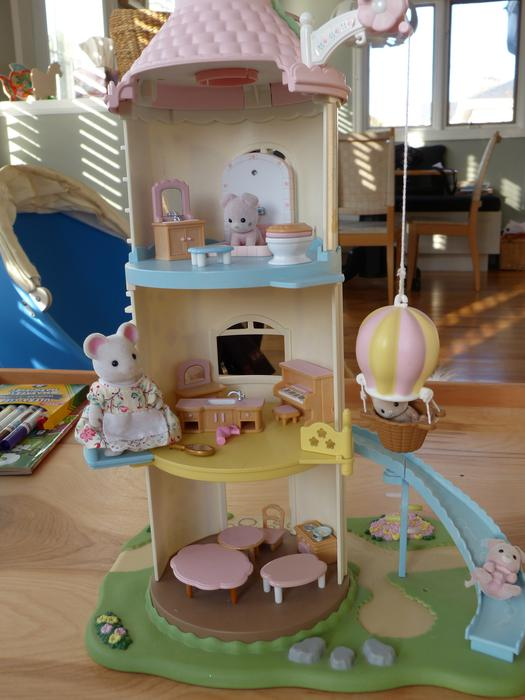 Calico Critters Windmill Baby Playhouse Baby Bathroom Oak Bay Victoria  Calico  Critters Windmill Baby Playhouse. Calico Critters Bathroom For Playhouse