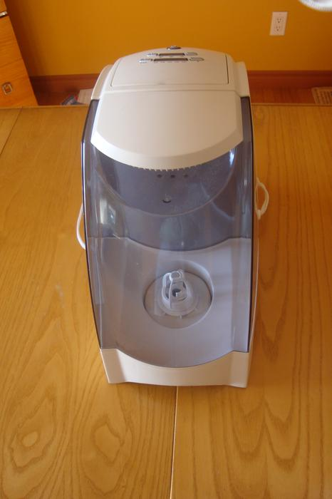 how to clean honeywell quietcare humidifier