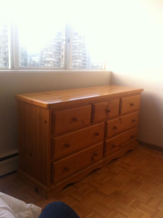 Used Victoria Bedroom Furniture 5 Piece Solid Pine Bedroom Set Victoria City Victoria