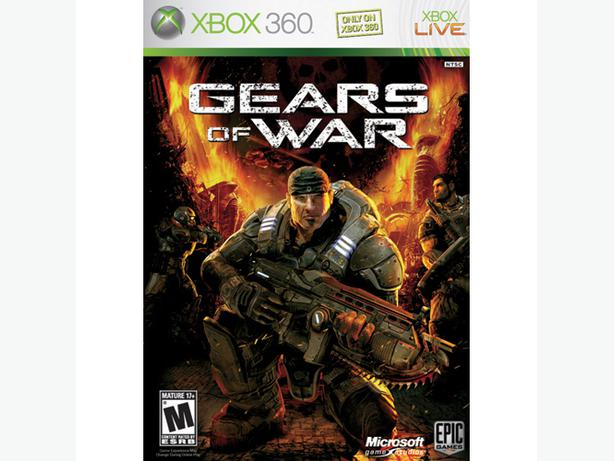 Gears of War Bundle Xbox 360