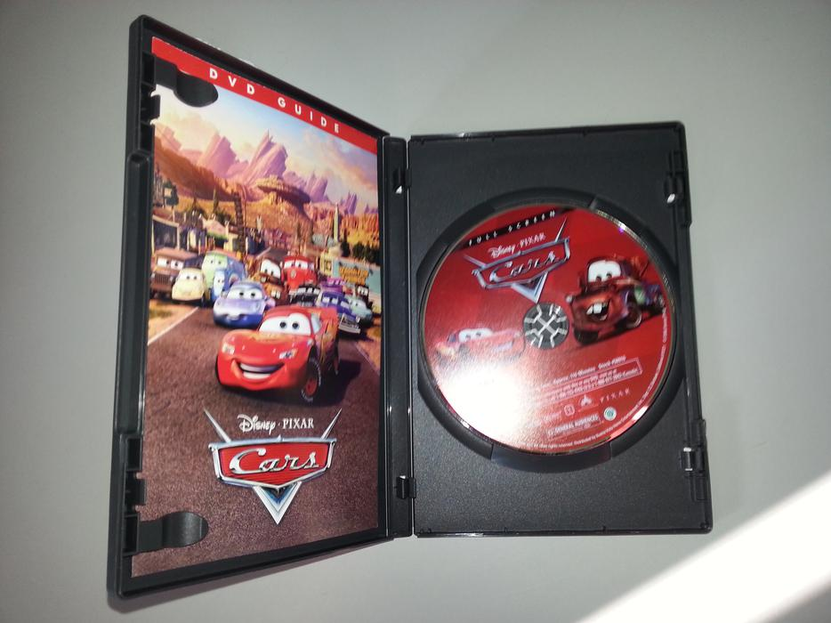 cars dvd fullscreen south nanaimo parksville qualicum beach