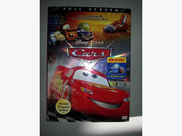 Cars (DVD, Fullscreen)