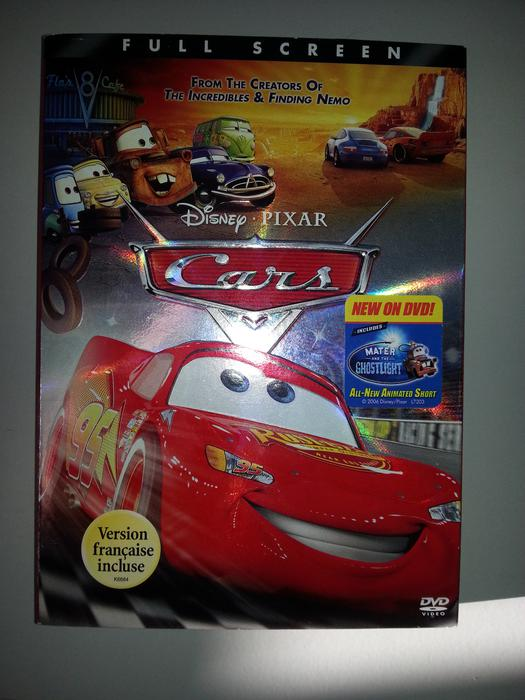 Used Cars Langley >> Cars (DVD, Fullscreen) South Nanaimo, Nanaimo