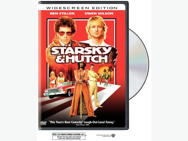 Starsky & Hutch (DVD, 2004, Widescreen)