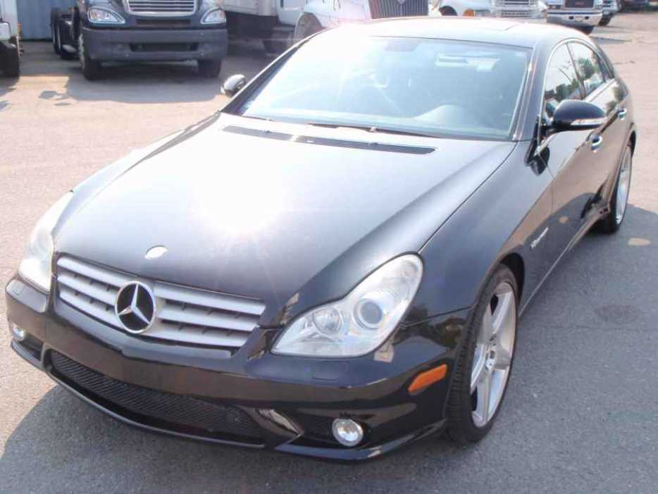 2006 mercedes benz cls class cls55 amg outside victoria. Black Bedroom Furniture Sets. Home Design Ideas