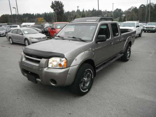 2004 nissan frontier xe v6 crew cab long bed 4wd outside victoria victoria. Black Bedroom Furniture Sets. Home Design Ideas