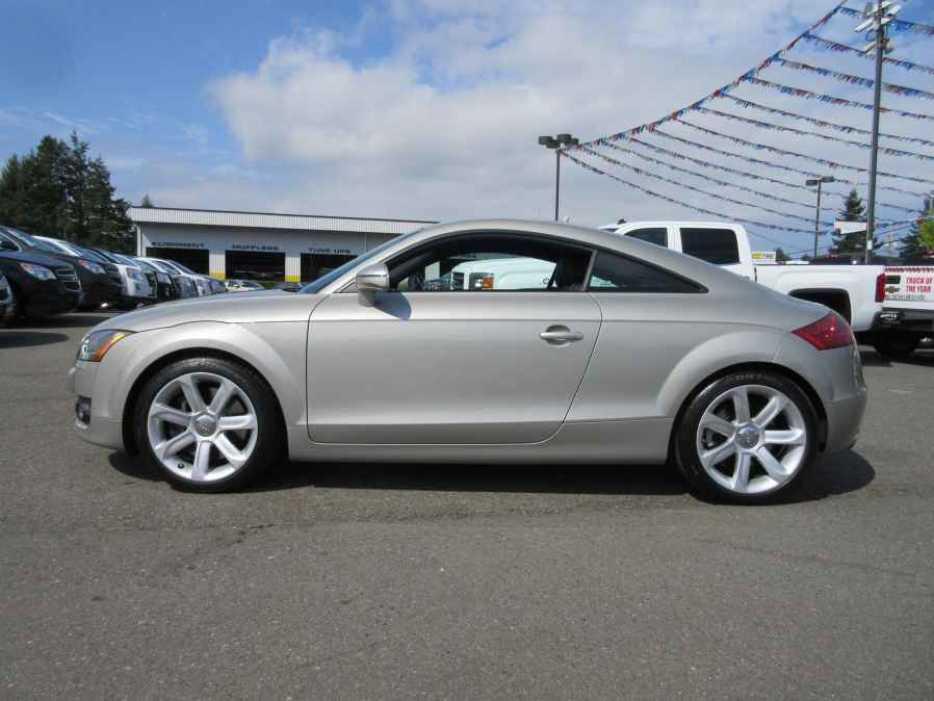 2008 Audi Tt 3 2 Quattro Awd Outside Victoria Victoria