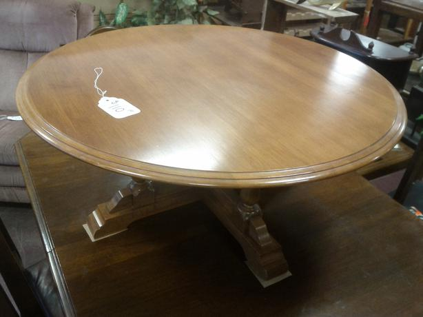 Round Maple Table Round Maple Coffee Table