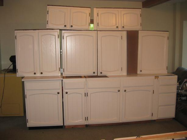 Country Style Kitchen Cabinets Central Saanich Victoria