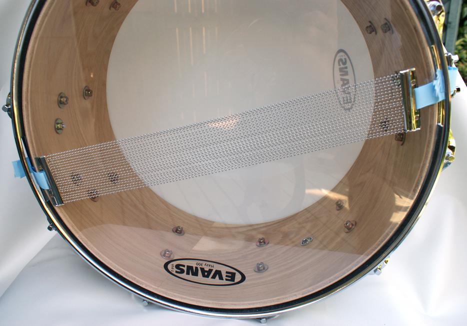 Yamaha oak custom snare 14 x 7 silver sparkle w bag for 14 inch floor tom