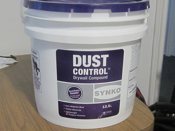 Dust Control Compound : Drywall compound synko central