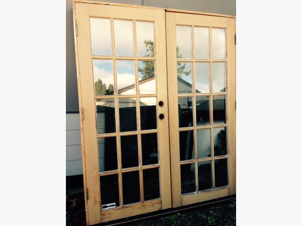 Used French Doors Exterior Image Collections Doors Design Modern