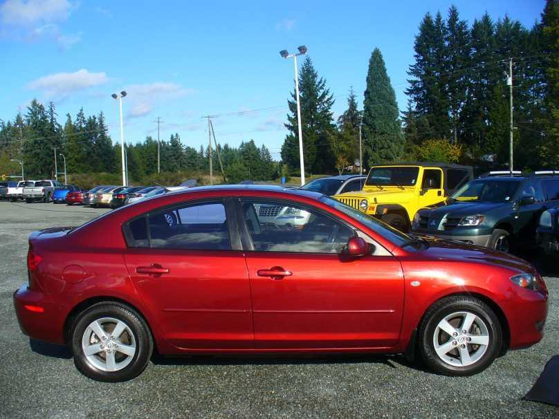 2006 Mazda 3 November Clearance Sale On Now Malahat