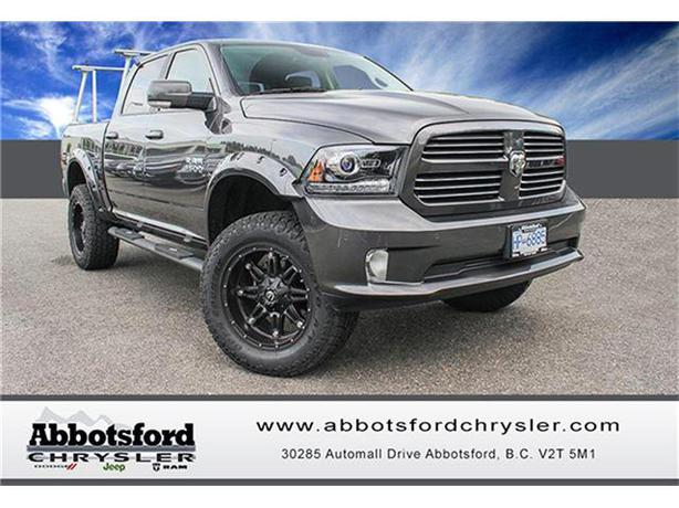 2014 Dodge Ram 1500 Sport W 6 Quot Lift And Fender Flares