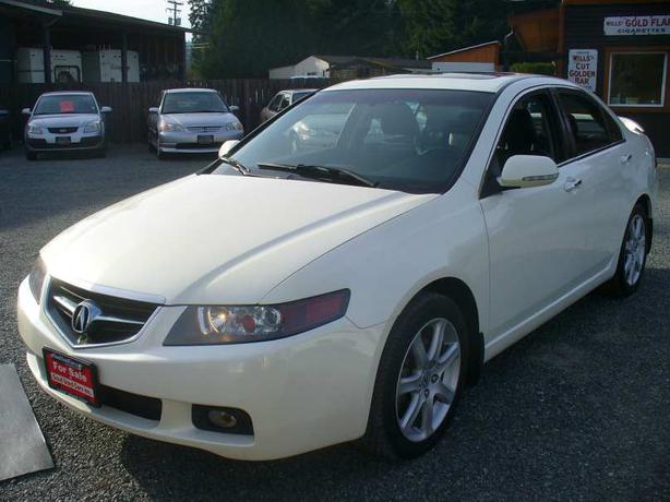 2004 acura tsx outside comox valley  comox valley mobile