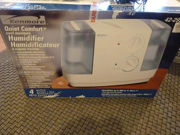 kenmore quiet comfort. kenmore quiet comfort humidifier :
