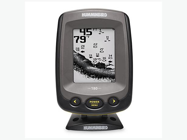 Humminbird piranhamax 180 fish finder saanich victoria for Used fish finders for sale