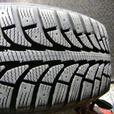 Winter tires on mustang alloy rims, price reduced