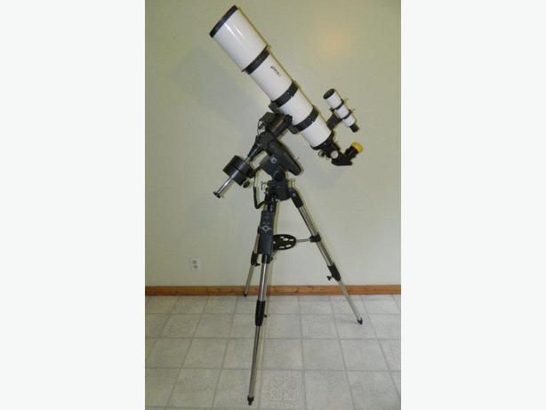 Antares 127mm F 6 5 Refractor Telescope Motorized Mount