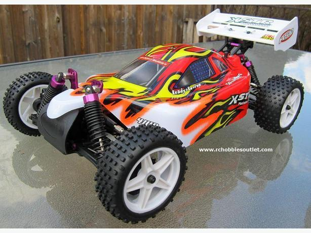 New RC Buggy Electric 1/10 Scale HSP XSTR 4WD 2.4G