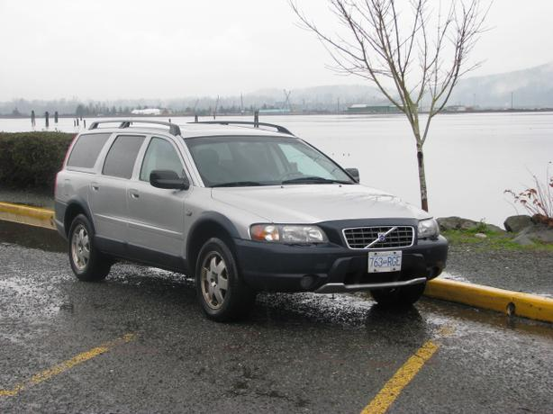 2001 volvo xc70 priced for quick sale outside victoria. Black Bedroom Furniture Sets. Home Design Ideas