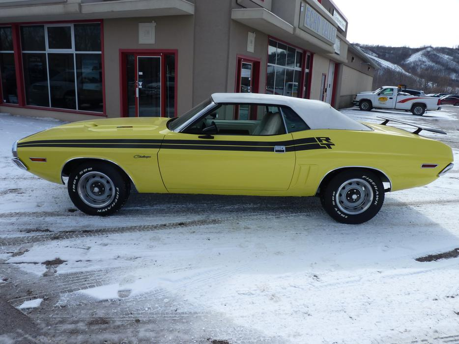 1971 Dodge Challenger East Regina Regina