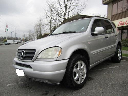 Mercedes benz ml430 north nanaimo nanaimo mobile for Mercedes benz nanaimo