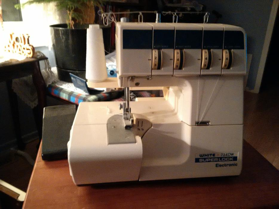 surge sewing machine
