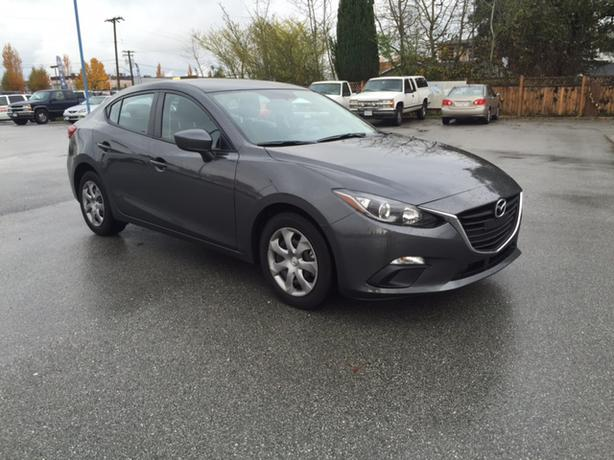 2014 mazda mazda3 gs sky active sedan outside victoria victoria. Black Bedroom Furniture Sets. Home Design Ideas