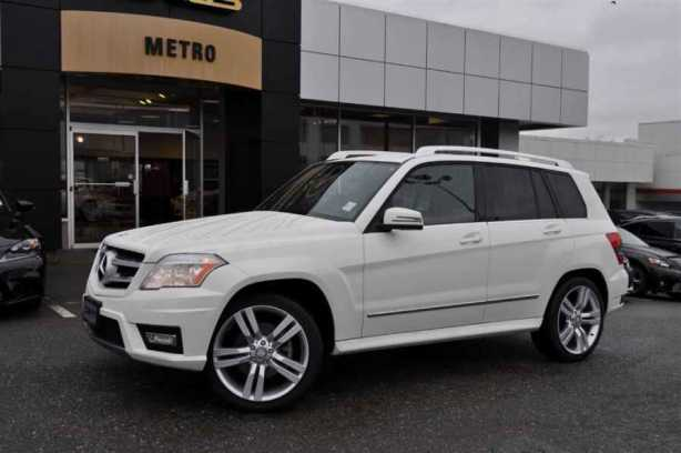 2012 mercedes benz glk class victoria city victoria for Mercedes benz glk 350 maintenance schedule
