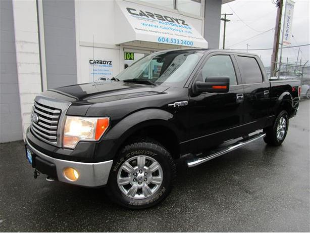 2012 ford f150 xlt with xtr package crew cab 4x4 no accidents outside victoria victoria. Black Bedroom Furniture Sets. Home Design Ideas