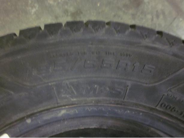 Good Year Nordic - 195/65R15 - winter tires